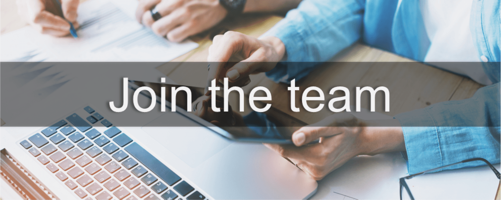 we are looking for a new sales and marketing administrator front
